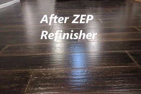 Zep 32 Oz Hardwood And Laminate Floor Refinisher Zuhfr32 At The
