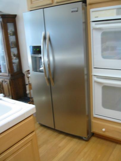 Side By Side Refrigerator In Stainless Steel, Counter Depth FGHC2331PF At  The Home Depot   Mobile