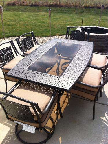 Customer Images (2). Patio Furniture