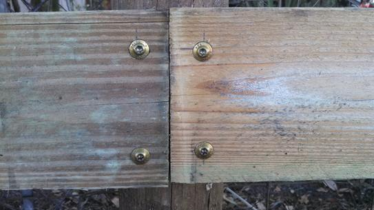 """Tractor Supply 1"""" x 6"""" x 16' Fence Boards"""