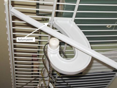 Incroyable ClosetMaid SuperSlide 6 In. X 1 In. White Closet Rod Bracket 5629 At The  Home Depot   Mobile