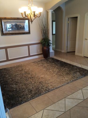Home Dynamix Sizzle Gray Beige 7 Ft 10 In X 10 Ft 2 In Indoor