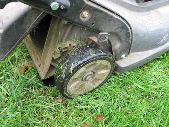 Honda 21 in. Variable Speed 4-in-1 Gas Walk Behind Self Propelled ...