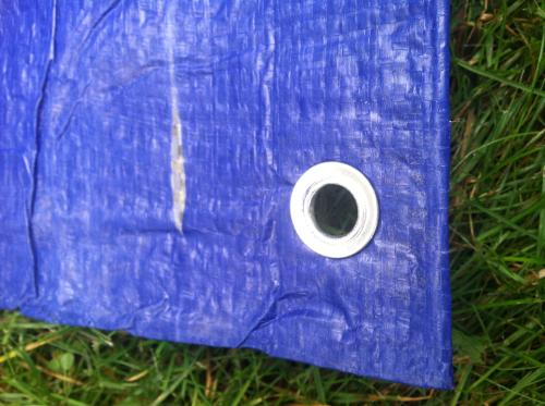 Rust proof grommets and strong corners