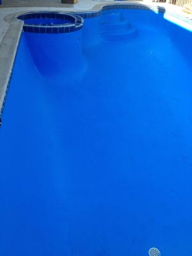 Insl-X WR-1024 1 gal. Semi-Gloss Acrylic Royal Blue Waterborne ...