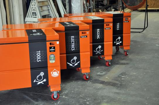 Customer Images (21) & RIDGID 48 in. x 24 in. Universal Storage Chest 48R-OS at The Home ...