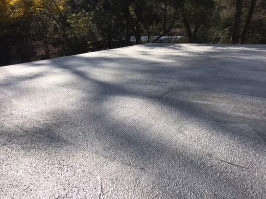 Henry 555 Premium Fibered Aluminum 0 90 Gal Reflective Roof Coating He555142 At The Home Depot Mobile