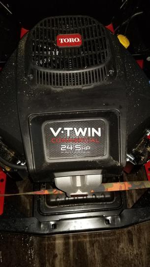 Toro TimeCutter SS5000 50 in  24 5 V-Twin Gas Zero-Turn