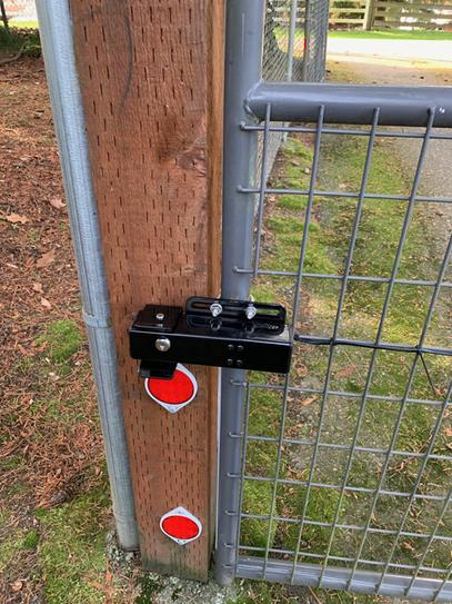 Mighty Mule Automatic Gate Lock for Single and Dual Swing Gate