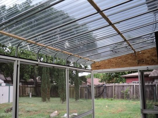 Polycarbonate Roofing Panels Reviews | Zef Jam