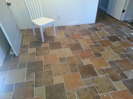 Daltile Terra Antica Bruno In X In Porcelain Floor And Wall - Daltile greenville