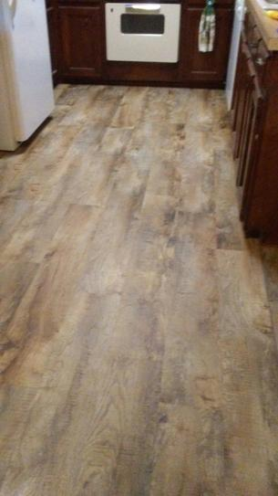 Home Decorators Collection Trail Oak Beige And Grey 8 In