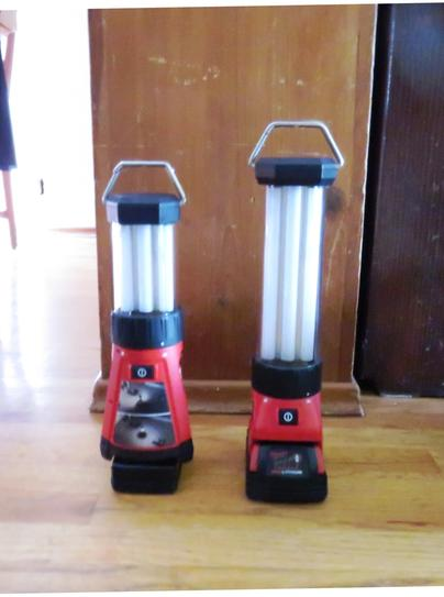 20/M18/LED Lanterne//Flood Light Milwaukee 2363