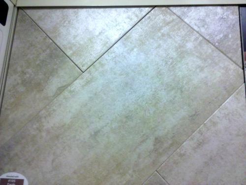 TrafficMASTER Ceramica Pearl Grey In X In Vinyl Tile - Ceramica self stick vinyl tile
