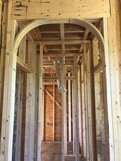 13 In Prefabricated Framing Arch Kit Uak13 At The Home