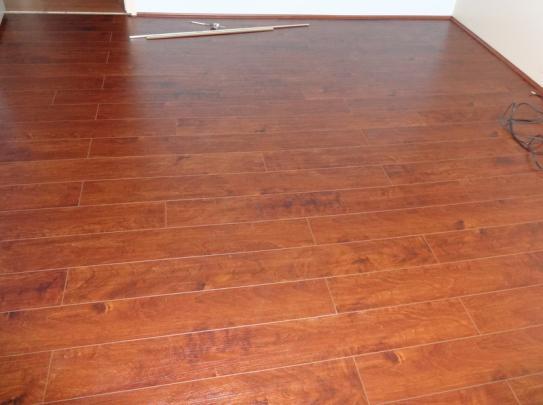 Home Decorators Collection Hand Scraped La Mesa Maple 8 Mm