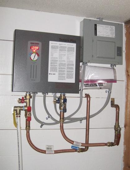 Electric Tankless Water Heater Diagram Also Instant Hot Water Heaters
