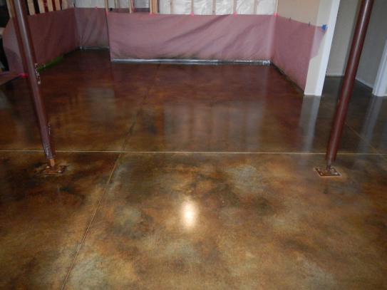 Eagle 1 Gal Rustic Interior Exterior Concrete Acid Stain