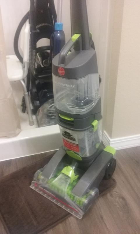 Hoover Dual Power Carpet Cleaner Manual | Carpet Review