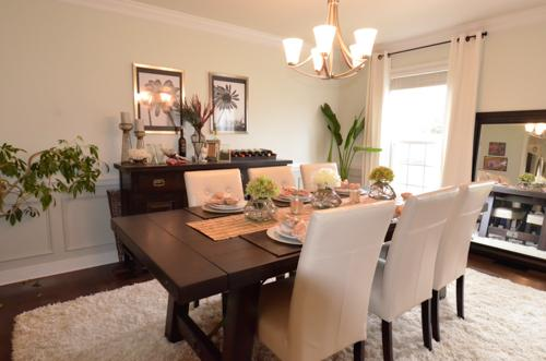 Arden Ridge Dining Table - Dining room ideas