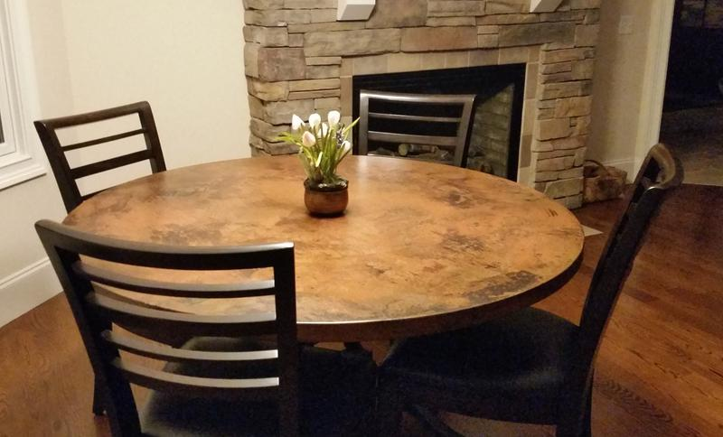Copper Canyon Dining Table Havertys