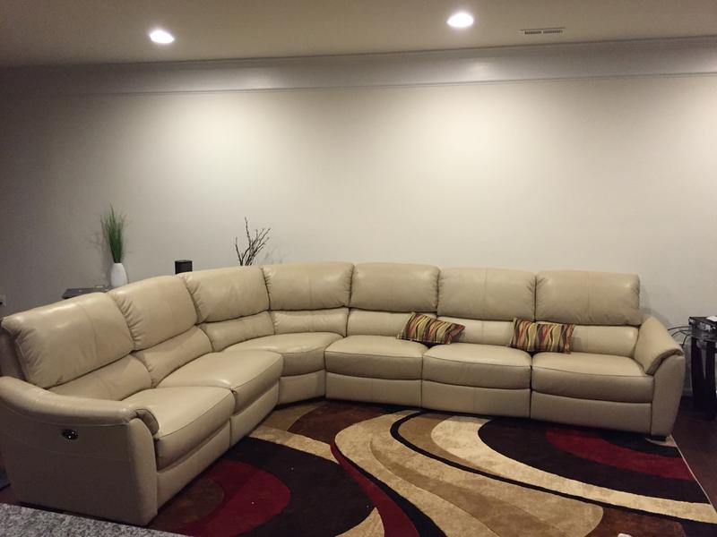 Superieur Dune Sectional In My Living Room