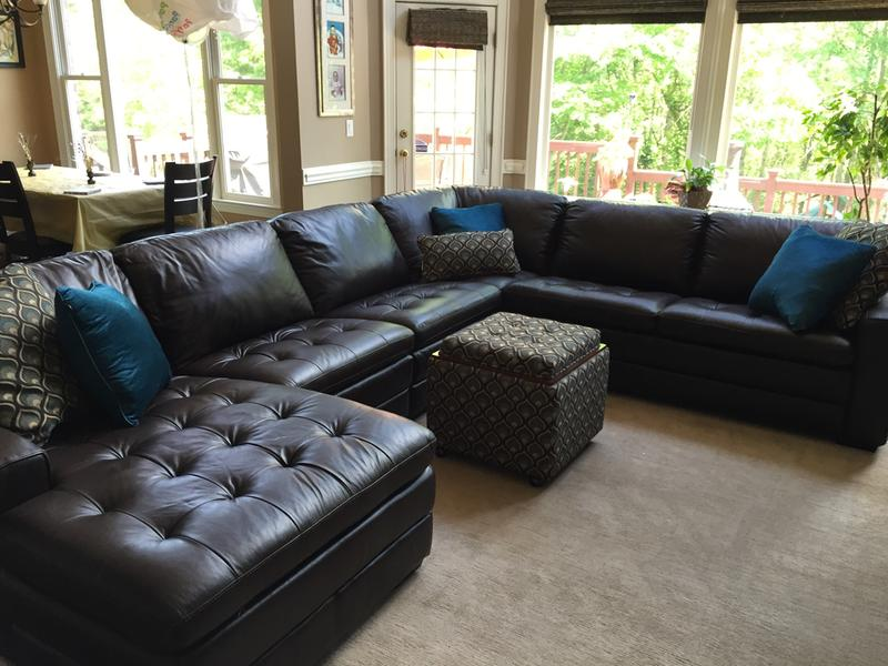 My New Sofa Sectional