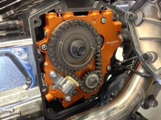 Hydraulic Tensioner & Oil Pump Upgrade