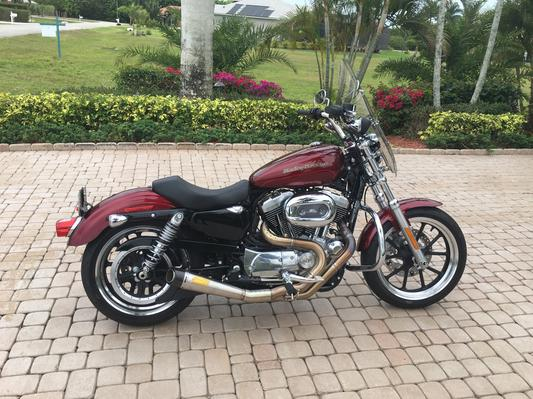 Sportster 883CC to 1200CC Conversion Kit
