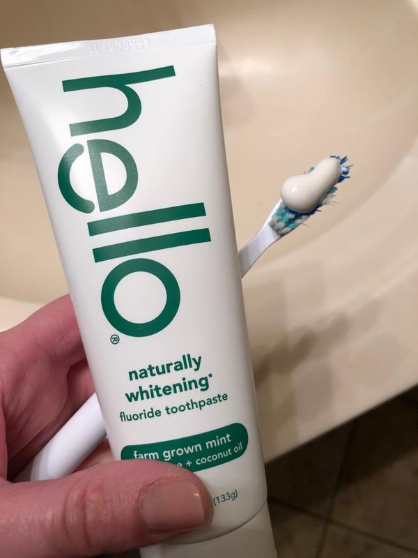 naturally whitening