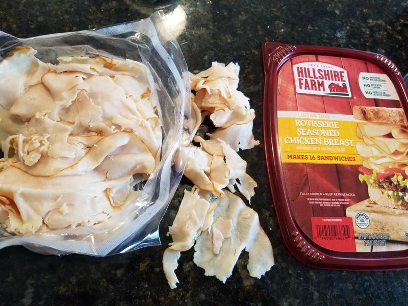 Thin Sliced Rotisserie Seasoned Chicken Breast | Hillshire Farm® Brand