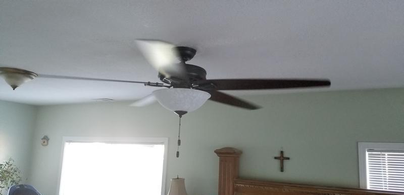 Stockbridge With Light 70 Inch Ceiling Fan Hunter Fan