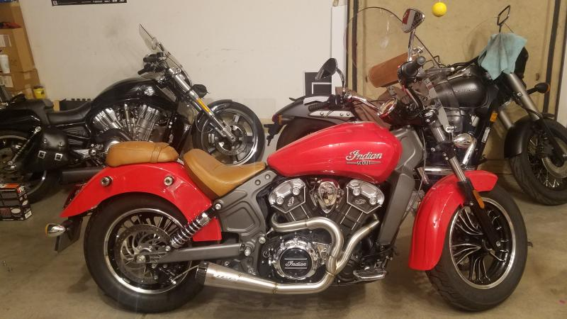 Reviews: 2019 Indian Scout Motorcycle | Indian Motorcycle Canada