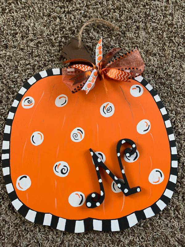 Laser Cut MDF Build Your Own Tray Trick or Treat Halloween Tray Craft Kit