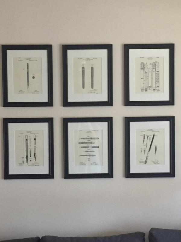 LA Collection Wall Frame 11x14\