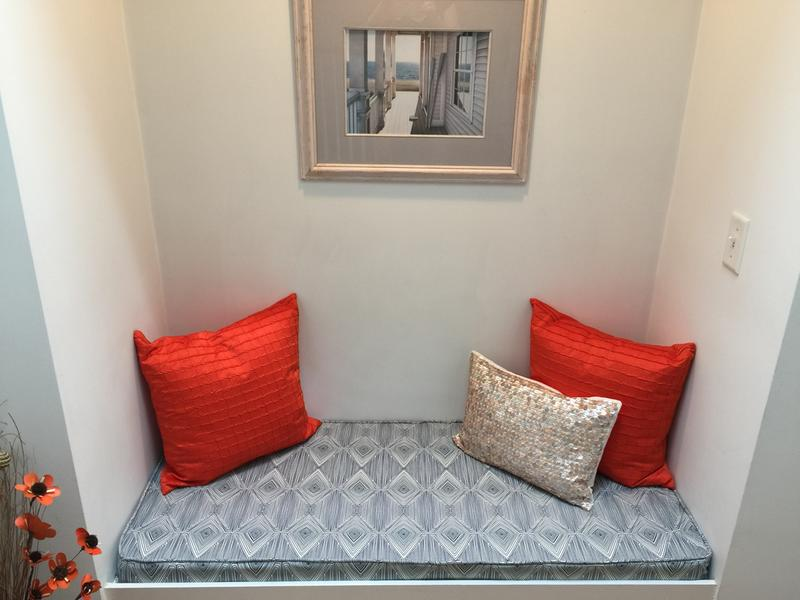 Nate Berkus Home Decor Print Fabric