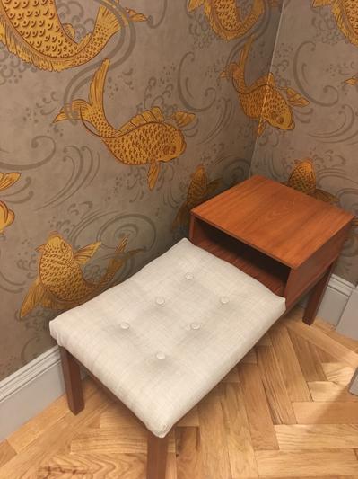 Osborne Little Derwent Wallpaper Graphite W5796 04