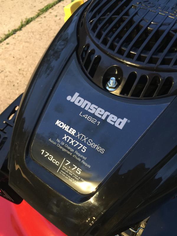 Jonsered Lawn mowers L4621