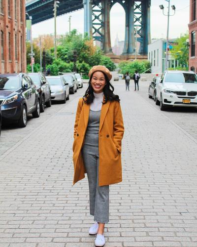 b9eb4660e68 Daphne topcoat in Italian boiled wool - Women s Outerwear