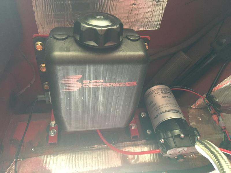 Snow Performance 210 Stage 2 Gasoline Boost Cooler For Forced