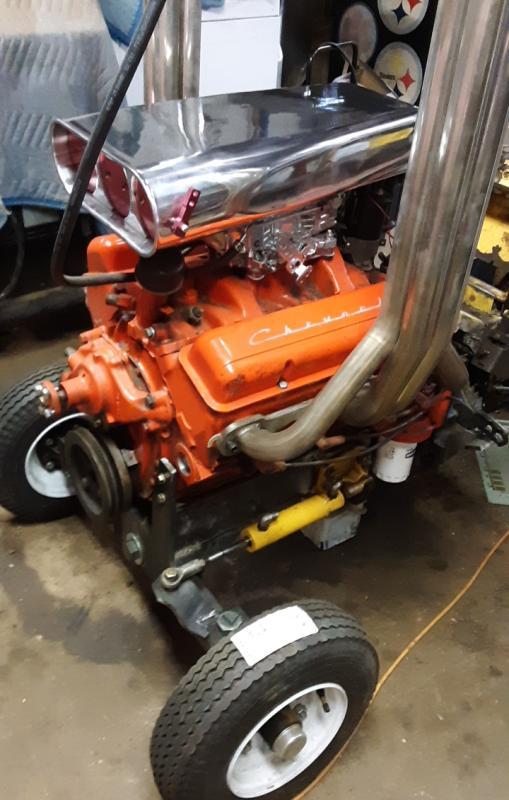 JEGS 50084 Bug Catcher Style Scoop Fits Single or Dual 4-Barrel Carburetors
