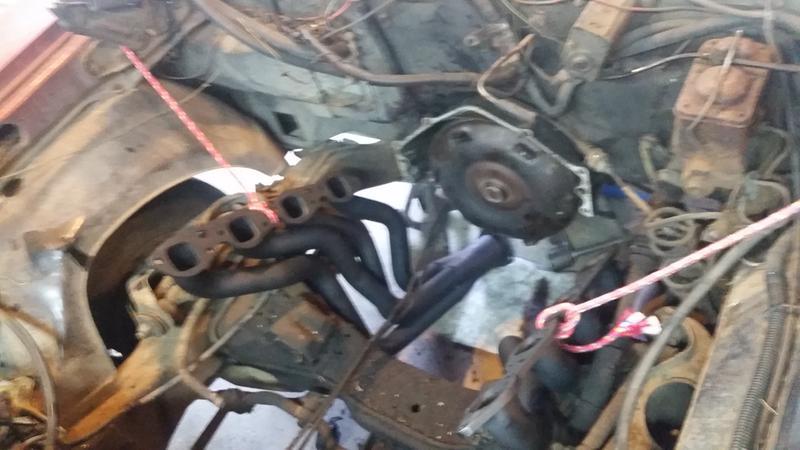 Motor and Transmission Mount Kit for Chevelle 7.4L 454 Engine 70-72 Set of 3
