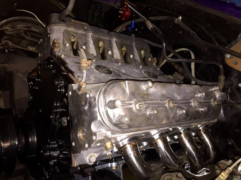 Hooker Headers LS Engine Swap Mount Brackets