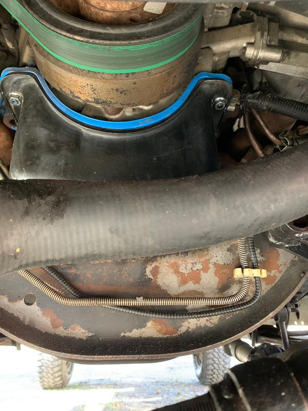 Moroso 27293 Oil Pan Gasket Ford 7 3 Powerstroke Jegs