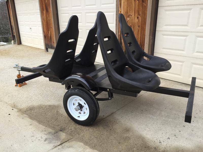 JEGS 70202 Pro High Back Race Seat