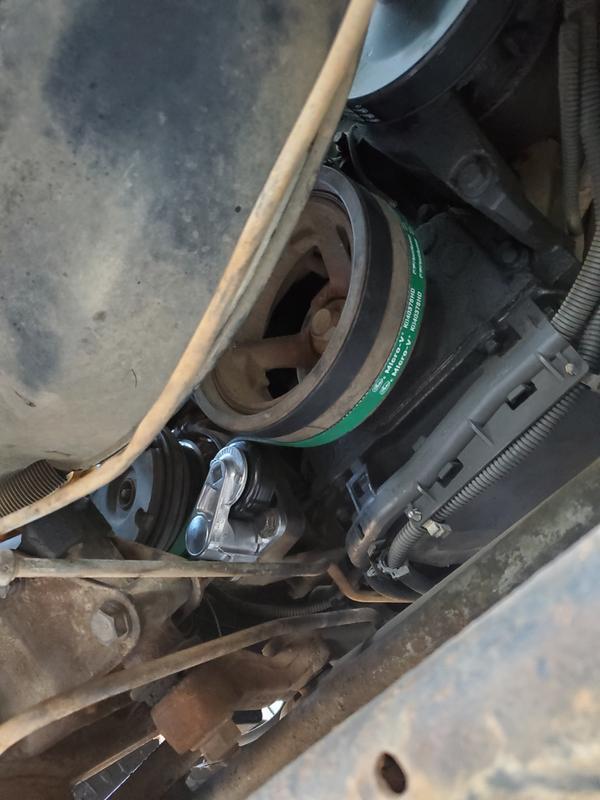 Gates 90K-38108B Complete Serpentine Belt Drive Component Kit