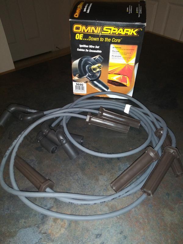 OmniSpark Spark Plug Wire Set on