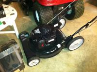 Bolens 140-cc 21-in Gas Push Lawn Mower with Briggs