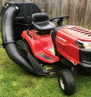 CRAFTSMAN Bagger for 42-in/46-in Riding Mowers at Lowes com