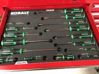 7c241da4a Kobalt Hi-Vis 20-Piece Variety Pack Screwdriver Set at Lowes.com